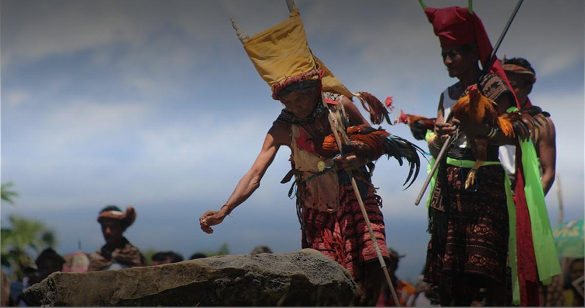 Keindahan Wisata Pantai Kabupaten Sabu Raijua